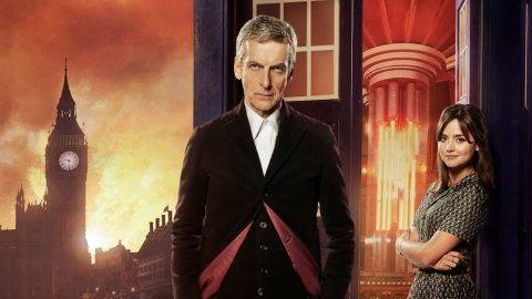 Doctor Who Saves the World from War