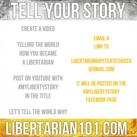 The #MyLibertyStory Campaign