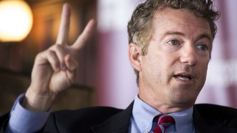 Rand Paul: The Best Hope for Freedom in 2020