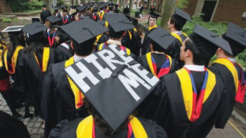 College Kids: Why You're Unemployed