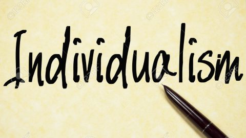 Americans – Do Not Allow for the Demise of Individualism