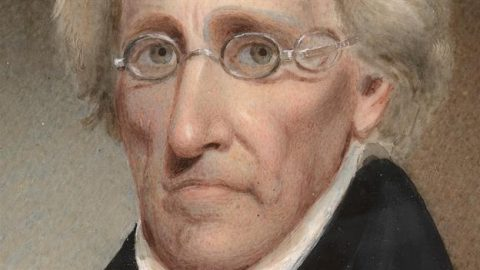 Andrew Jackson and the Panic of 1837