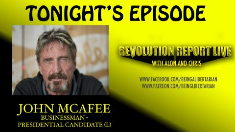 "John McAfee: ""America Created ISIS""; Says Bitcoin Will Be ""Replaced"""