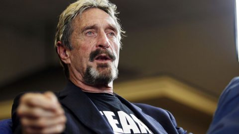 """McAfee: 'Gringo' A Complete Fabrication"""