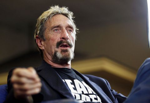 """""""McAfee: 'Gringo' A Complete Fabrication"""""""