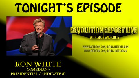 "Ron White Talks Presidential Run; Rips Donald Trump & Calls Ted Cruz ""Unqualified"""