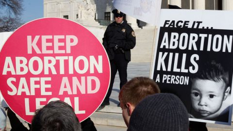 Abortion Will End But Not Thanks To Pro-Life People