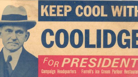 Cool with Coolidge – Why the world needs more leaders like Calvin Coolidge
