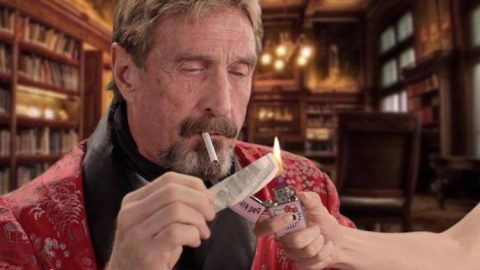 Why John McAfee Is The Real Carly Fiorina