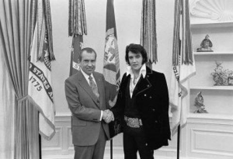 Nixon: The Broken Idol