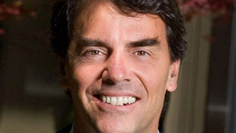 Tim Draper for President! Because why not?