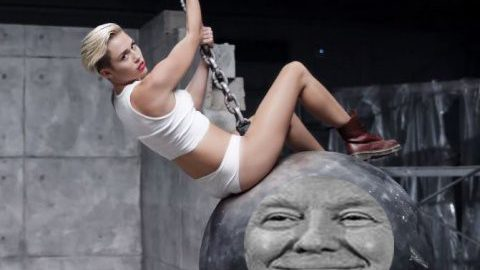 How Miley Cyrus & Mikhail Gorbachev Made Me Pro-Trump