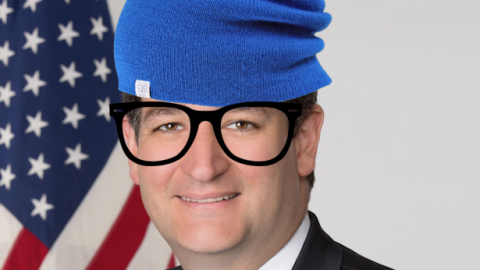 Hipsters for Cruz