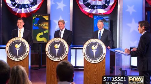 Libertarian Party Gets Win For Fair Debates
