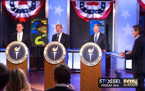 Libertarian Party Gets Win For Fair Debates