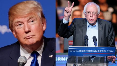 Donald Trump To Debate Bernie Sanders