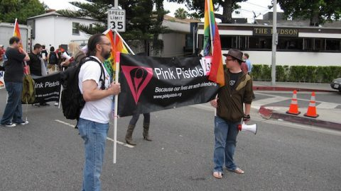 Pro-Gun LGBT Group: Gays Should Arm Themselves