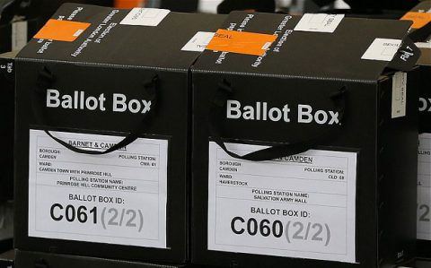 The Libertarian Case For Voting