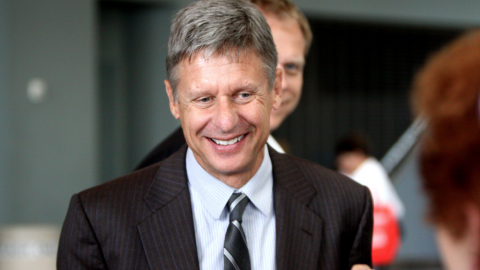 The Overton Case for Gary Johnson