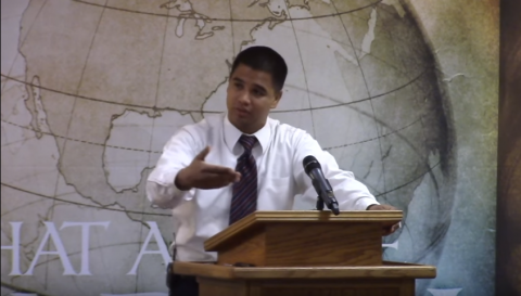 Pastor Celebrates Orlando Massacre