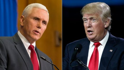 Donald Trump's VP Pick: Governor Mike Pence