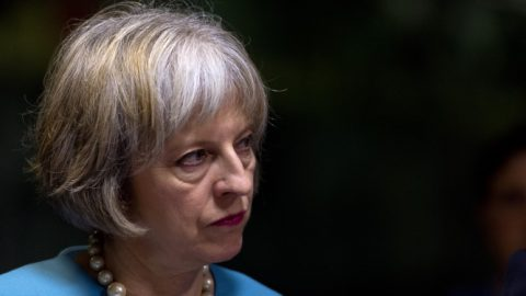 Theresa May; Britain's Silent But Dangerous Tyrant