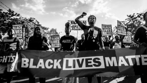Why Black Lives Matter Supporters Should Vote Libertarian