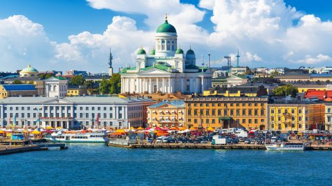Finland's Basic Income Experiment – The Coming of Economic Freedom?