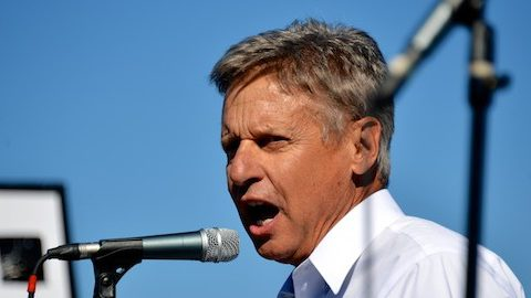 Rebutting The Socialist View of Gary Johnson