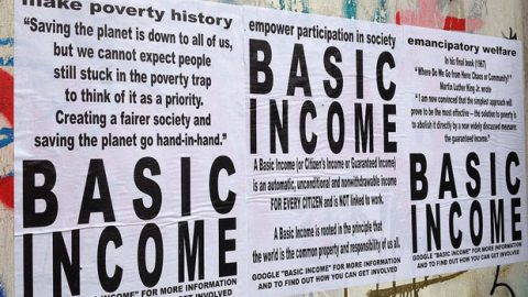 Why Libertarians Should Oppose Universal Basic Income