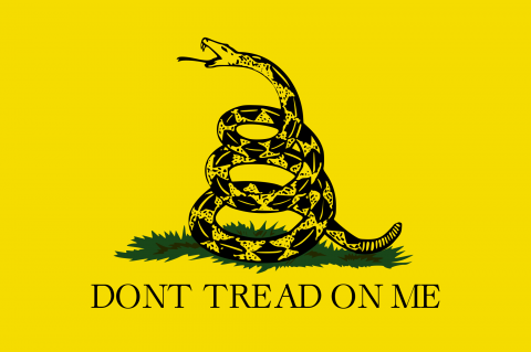 Feds Believe 'Don't Tread On Me' Merchandise Could Be Racial Harassment
