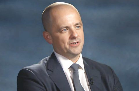 Evan McMullin Is Targeting the Libertarian Party With His Run