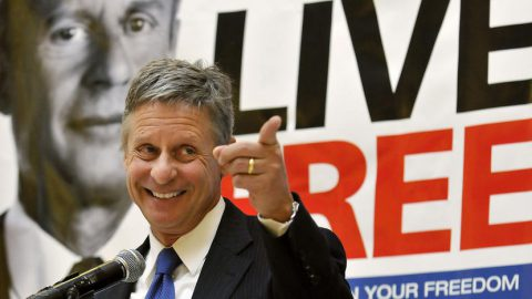 Should the Libertarian Party Even Bother Existing Anymore?