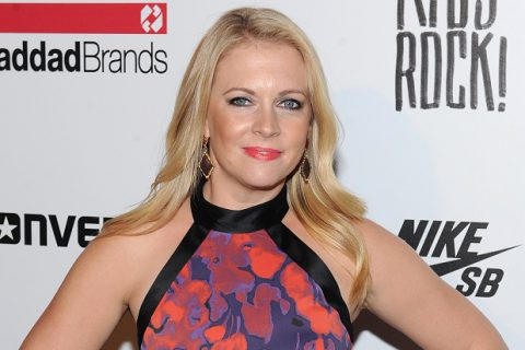 Is Melissa Joan Hart About To Endorse Gary Johnson?