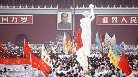 Teaching Liberty in China