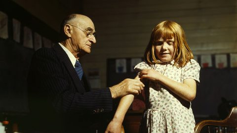 The Libertarian Argument For Vaccination