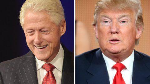 Donald Trump Invites Bill Clinton's Former Mistress To Debate