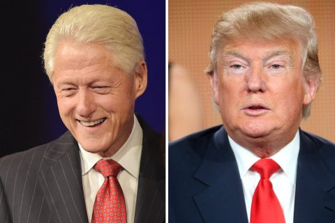 Donald Trump Invites Bill Clinton's Former Mistress To Debate
