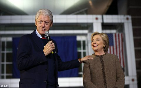 Dixon: Republicans Weak Kneed; Clintons Used Quid Pro Quo