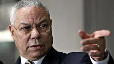 Colin Powell on Trump and Hillary