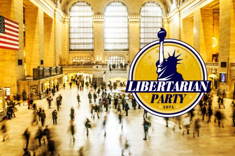 Being Libertarian's Own Gary St. Fleur Featured in the Libertarian Party Newsletter