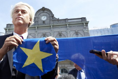 The Decline of the European Union: How the Exit of the Netherlands May Unfold