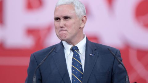 Mike Pence Never Advocated For Conversion Therapy