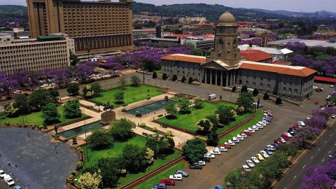 South Africa: Pretoria Government to be Downsized