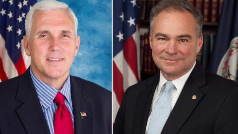 Live Stream: Watch The Vice Presidential Debate