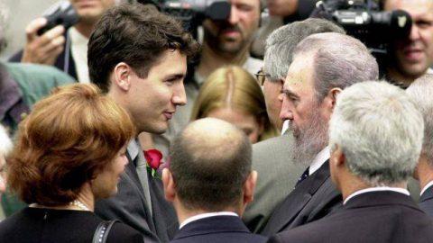 Justin Trudeau Actually Admires Fidel Castro