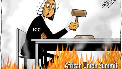 The Flailing International Criminal Court