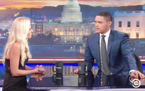 The Elephant in the Room During Tomi and Trevor's Debate