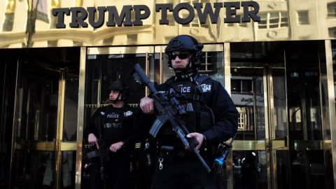 Backpack of Toys Prompts Trump Tower Evacuation