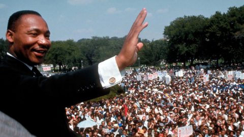 Government Is Destroying Dr. King's Dream
